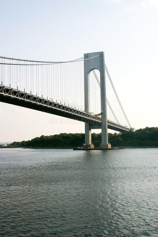 verrazano моста стоковые фотографии rf