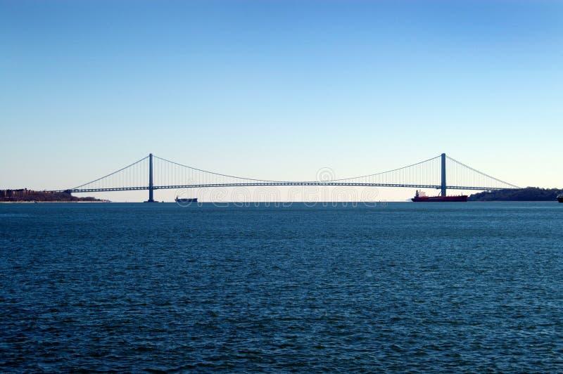 Verrazano bridge royalty free stock images