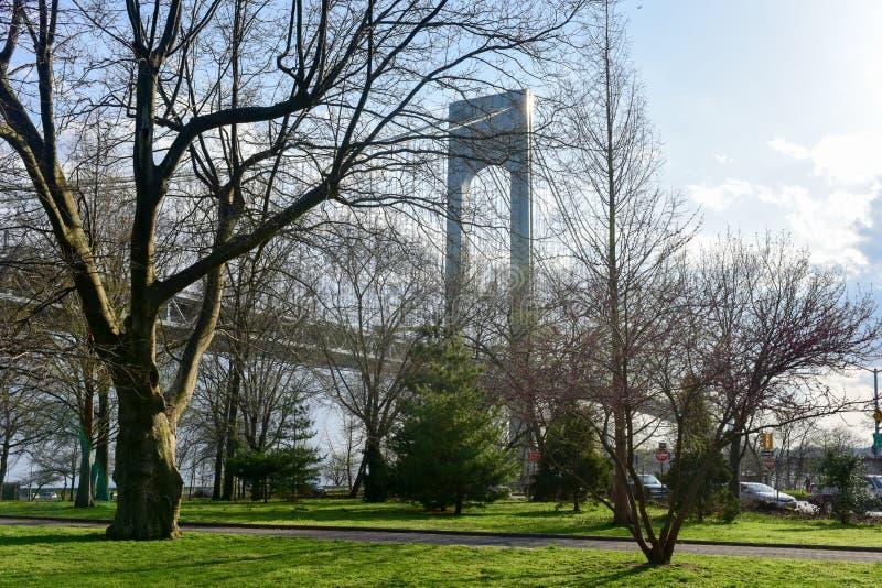 Verrazano most - Miasto Nowy Jork zdjęcie royalty free