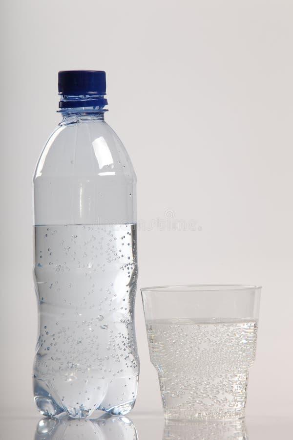 verre à bouteilles image stock