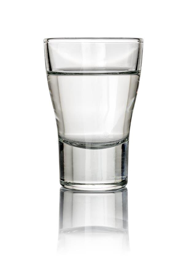 Download Verre à liqueur rempli image stock. Image du distillé - 45355219