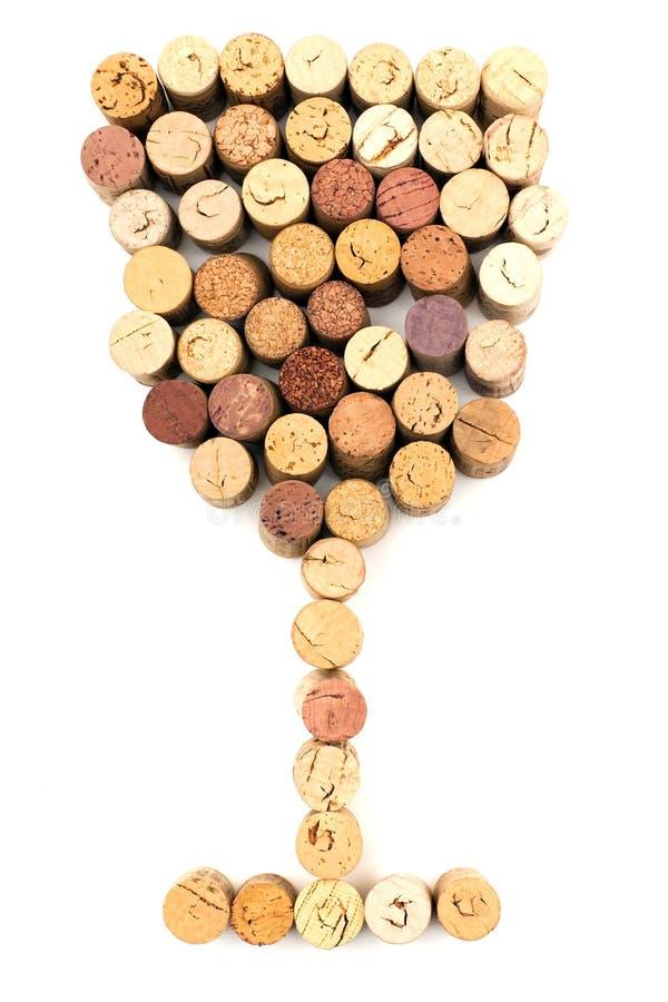 Verre à vin photos stock