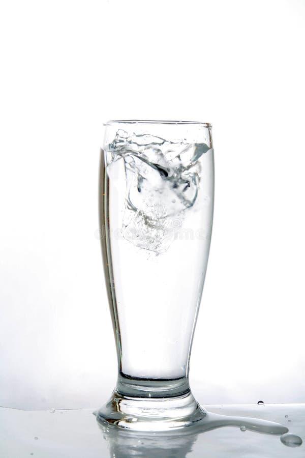 Verre d'eau photos stock