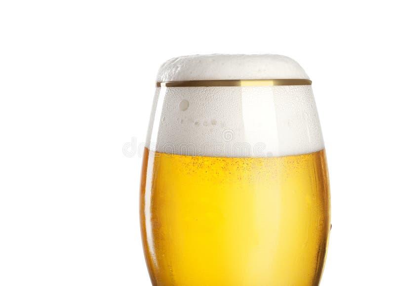 Verre de bière images stock