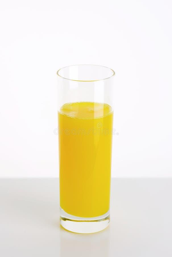 Verre de boisson de jus de citron photos stock