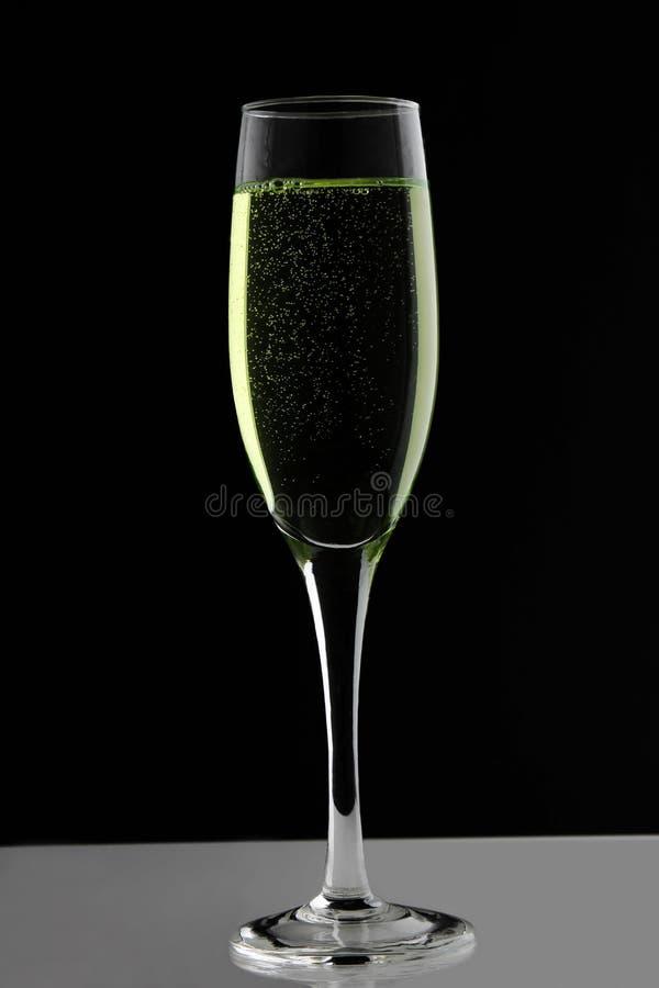 Verre de champagne photo libre de droits