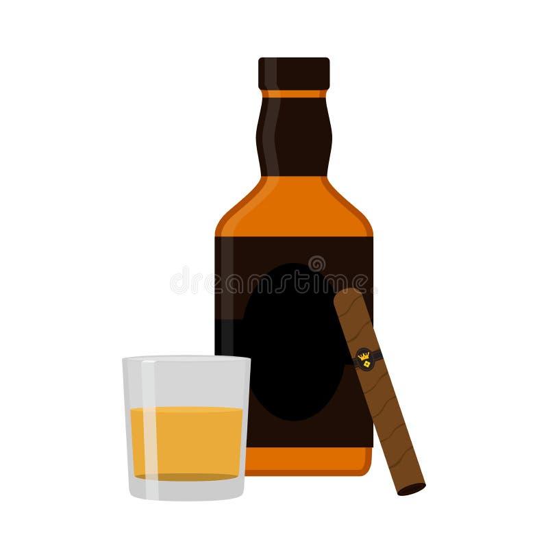verre de rhum alcool