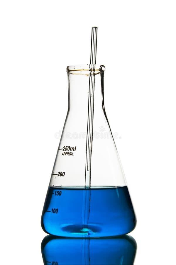 Verrerie chimique photos libres de droits