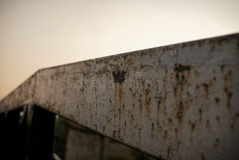 Verrostende Kanal-Brücke - Leeds-/Liverpool-Kanal lizenzfreie stockbilder