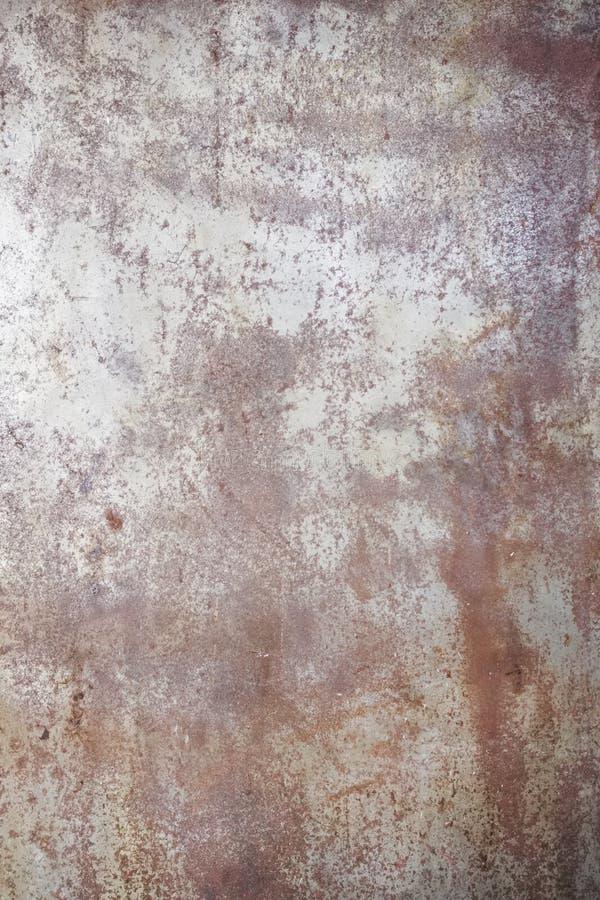 Verrostet auf Oberfl?che des alten Eisens, masert Verschlechterung des Stahls, Zerfall und Schmutz Hintergrund lizenzfreie stockfotos