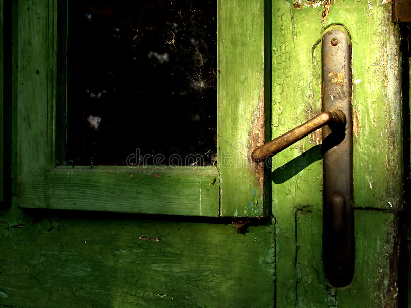 Download Verrostete Träume 3 stockbild. Bild von aufspaltung, grün - 29391