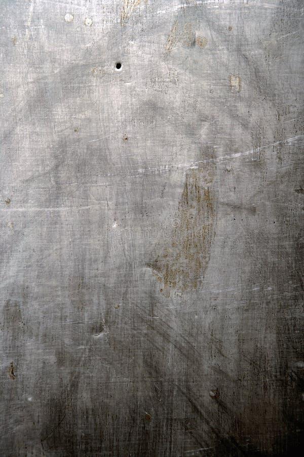 Verrosteter Metallstrukturierter Hintergrund lizenzfreie stockfotos