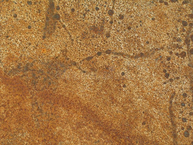Download Verrostetes Metallpanel stockbild. Bild von oxidation, verrosten - 59769