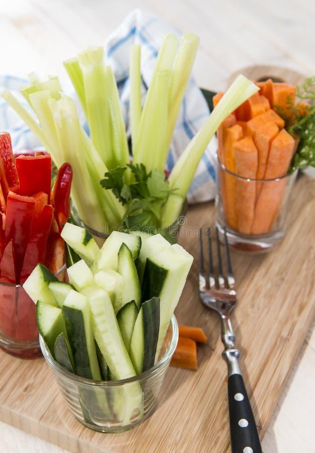 Vers dieetvoedsel stock afbeeldingen