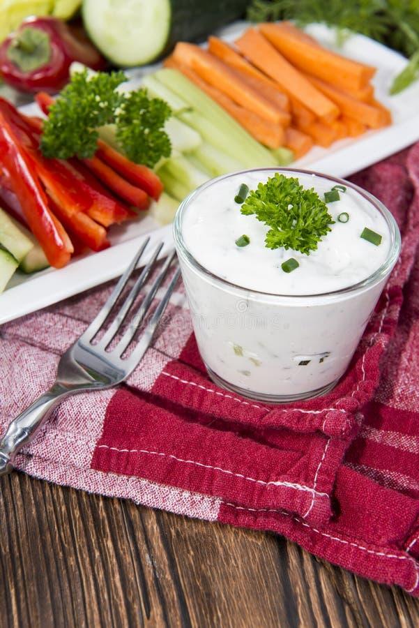 Vers dieetvoedsel royalty-vrije stock afbeelding