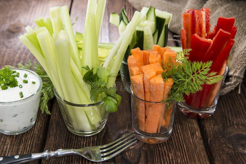 Vers dieetvoedsel royalty-vrije stock fotografie