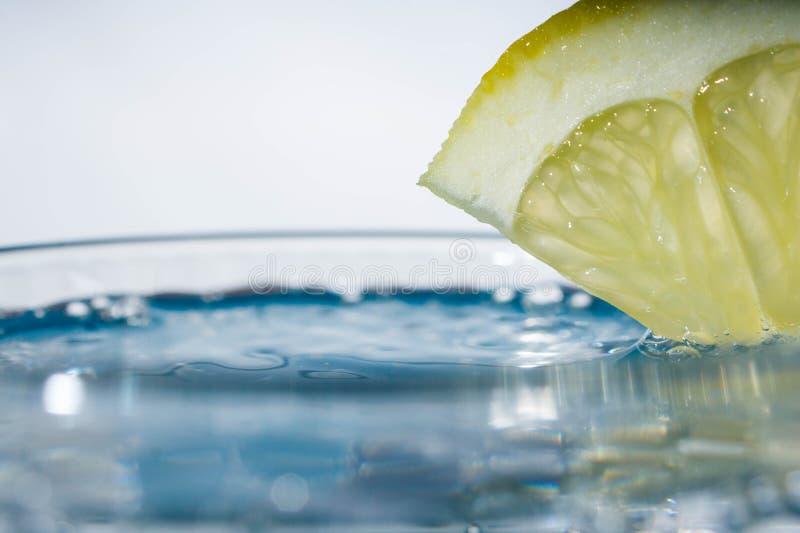 Vers duidelijk water met zoet water stock fotografie