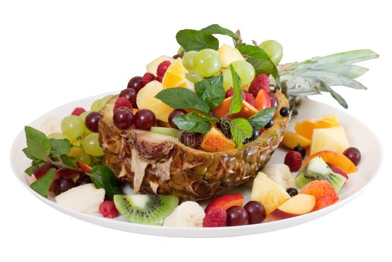 Download Vers fruit stock afbeelding. Afbeelding bestaande uit banaan - 10783337