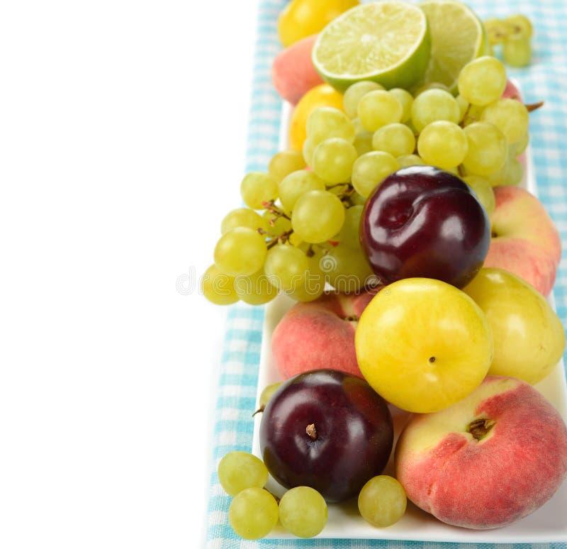 Vers fruit royalty-vrije stock afbeelding