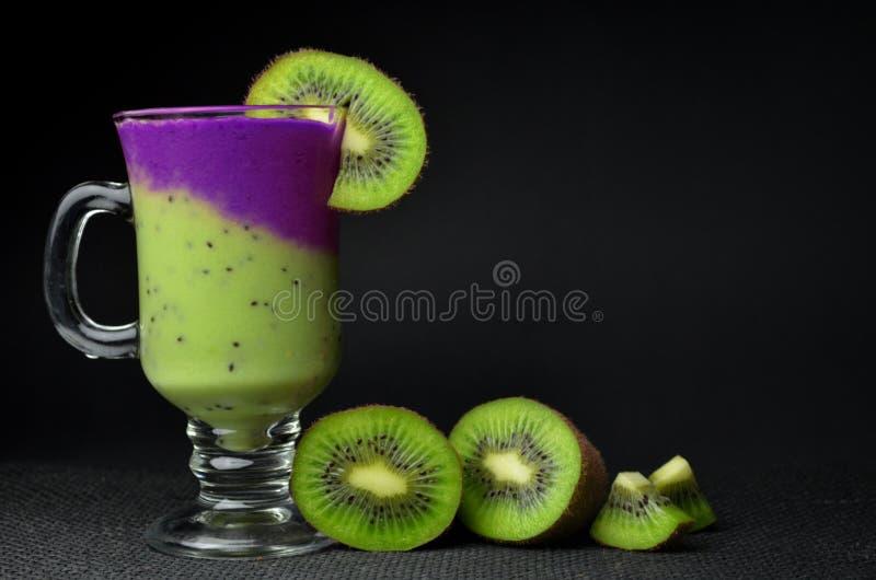 Vers Fruit Smoothie royalty-vrije stock afbeeldingen