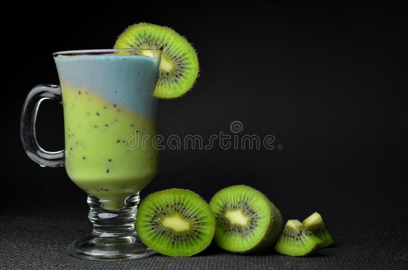 Vers Fruit Smoothie royalty-vrije stock fotografie