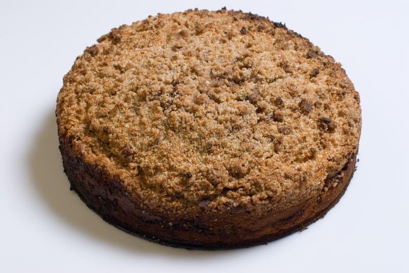Vers gebakken cake royalty-vrije stock afbeelding