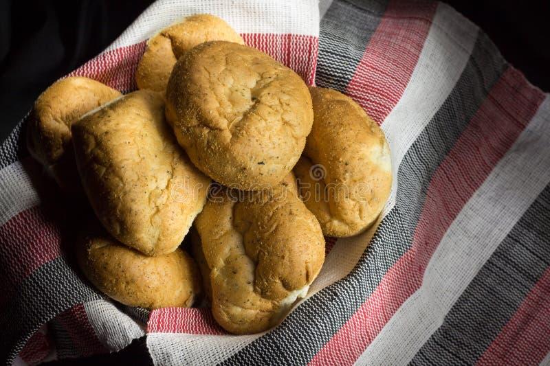 Vers-gebakken Moringa Oleifera Gezouten Brood stock foto
