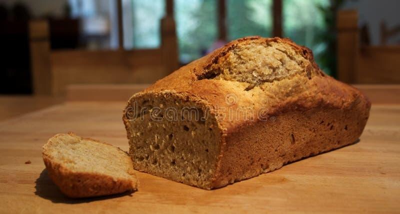 Vers Gesteunde Cake Stock Fotografie