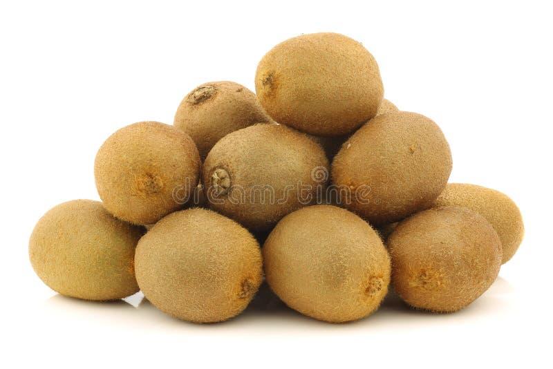 Vers kiwifruit stock fotografie