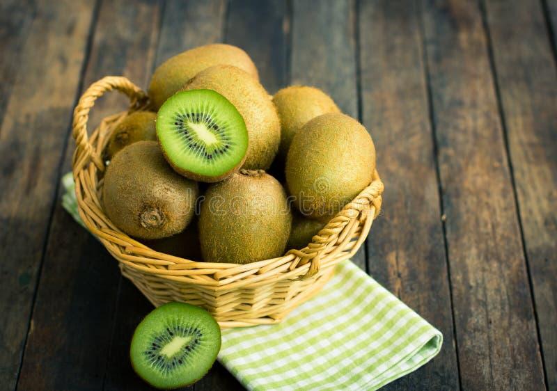 Vers kiwifruit royalty-vrije stock fotografie