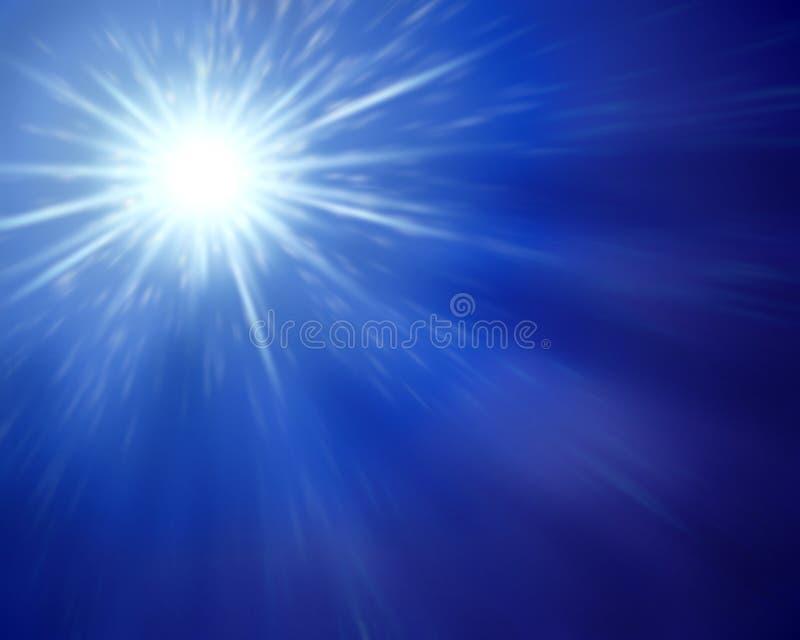 Vers la lumière image stock