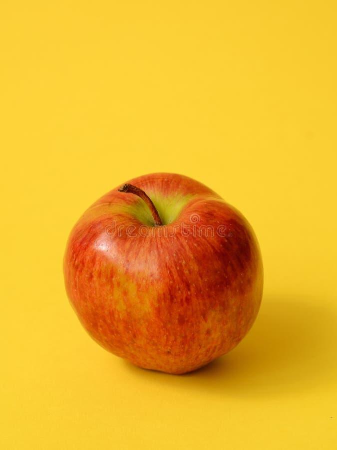 Vers Rood Apple stock foto's