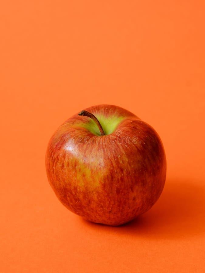 Vers Rood Apple royalty-vrije stock afbeelding