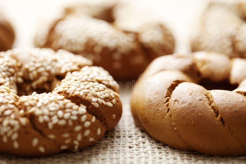 Vers wholegrain brood stock fotografie