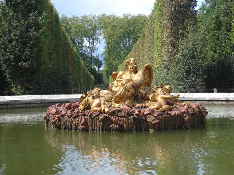 Versailles_01 photos stock