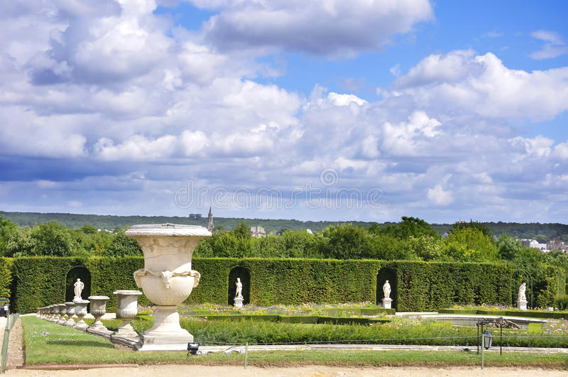 Versailles stock photos