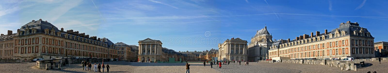 Versailles royalty-vrije stock foto