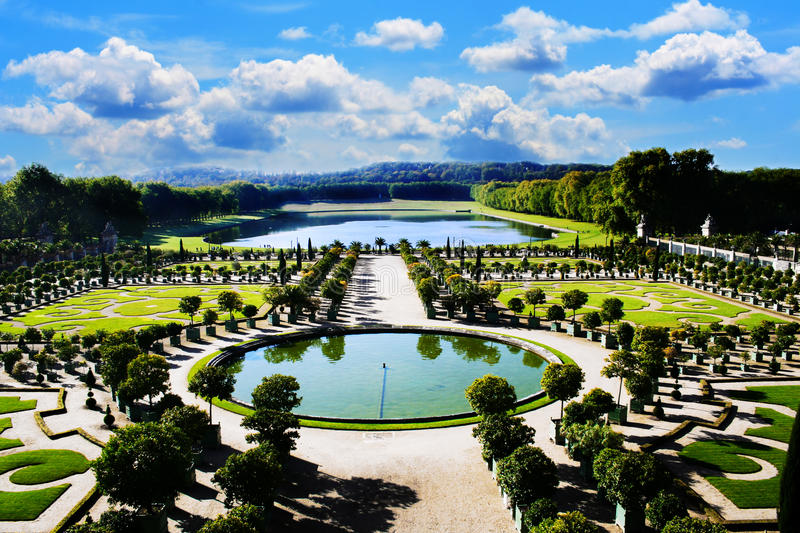 Versailles photo stock