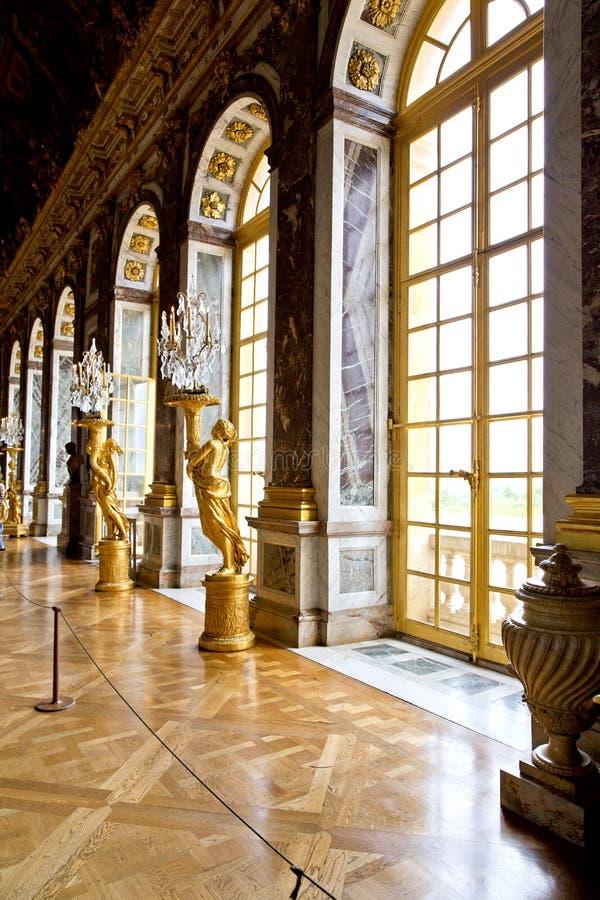 Versailles Castle, Paris, France royalty free stock photos