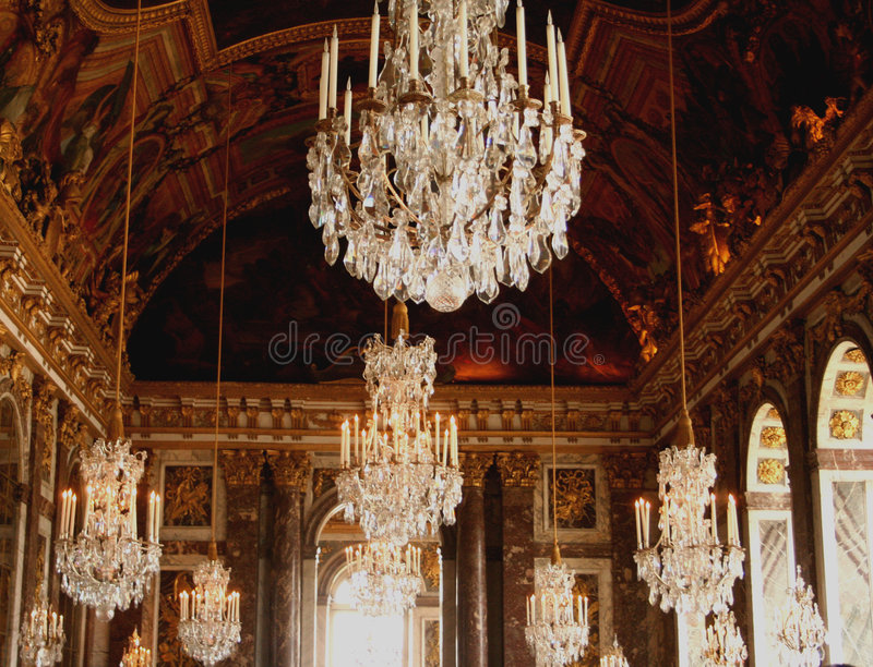 Versailles France royalty free stock photo