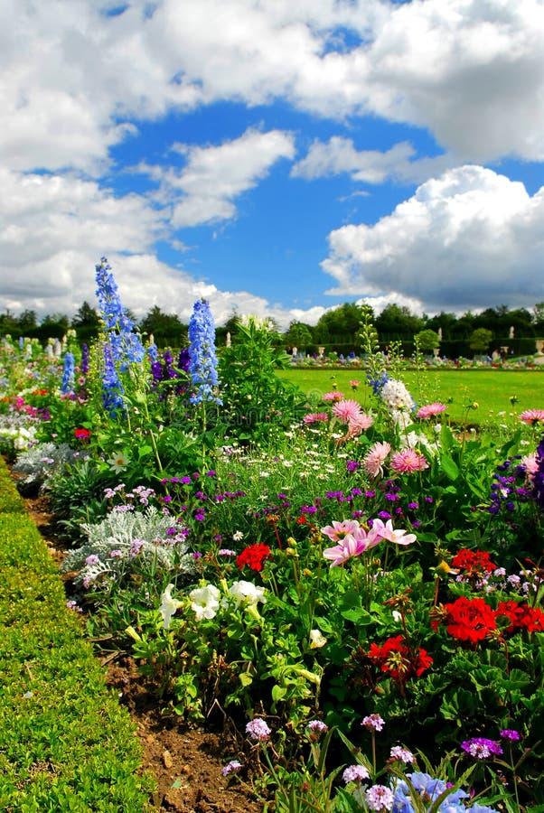 Versailles-Gärten stockfoto