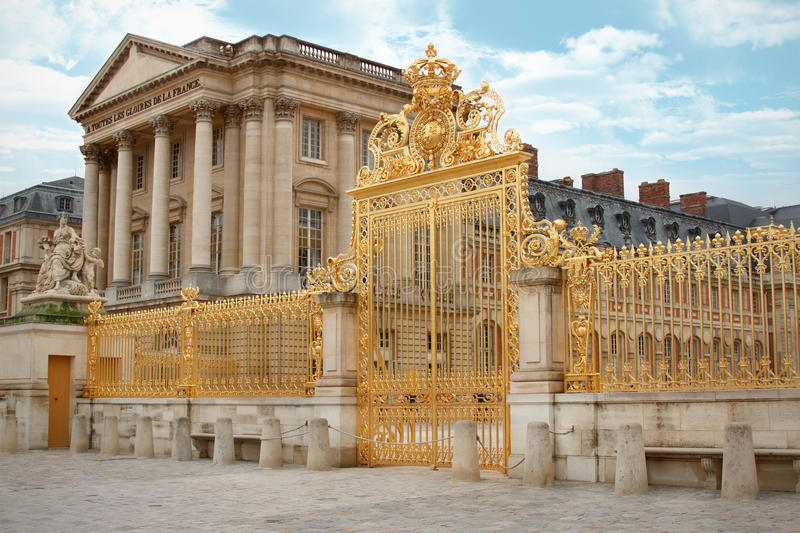 versailles palast paris stockfoto bild von louis kapelle 28282578. Black Bedroom Furniture Sets. Home Design Ideas