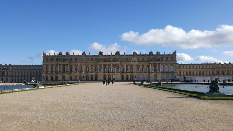 Versailles Parigi fotografie stock