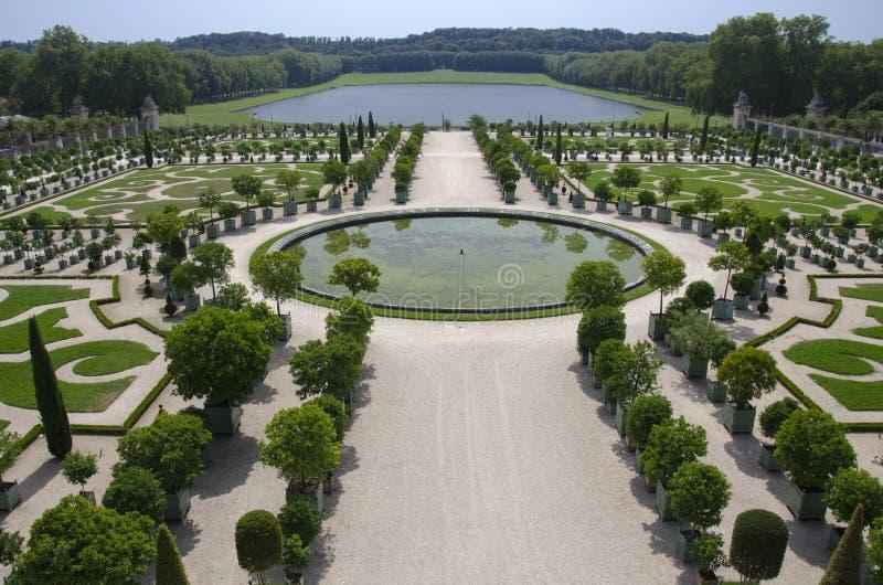 Versailles a Parigi, Francia immagine stock