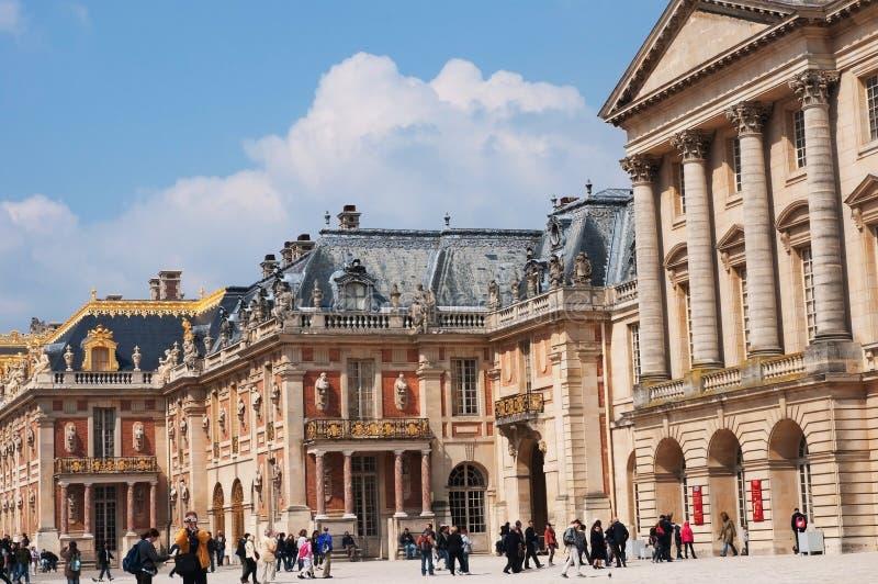 Versailles a Parigi, Francia fotografia stock