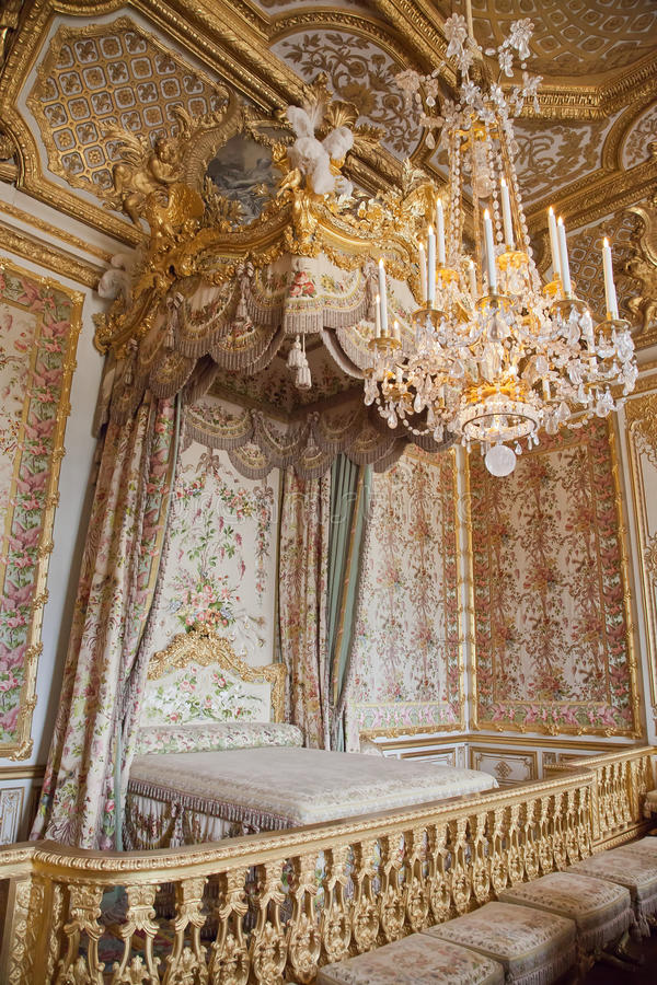 Versailles place,France stock photos