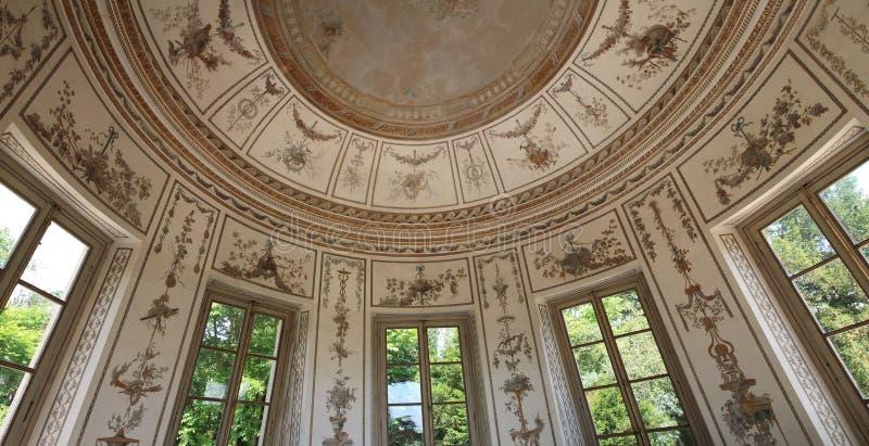 Versalhes - Belvedere imagem de stock