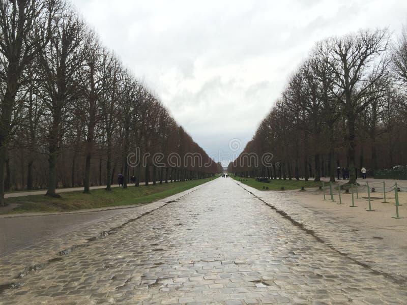 Versalles宫殿 库存照片