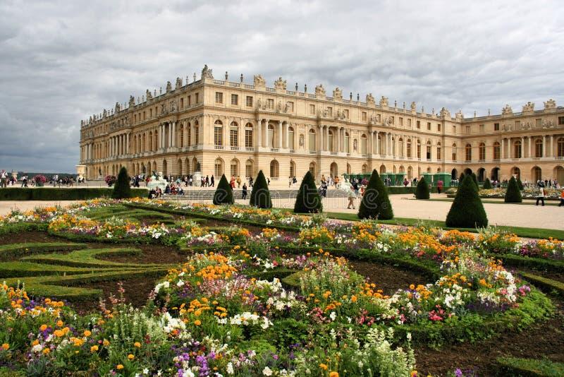 Versalles foto de archivo libre de regalías