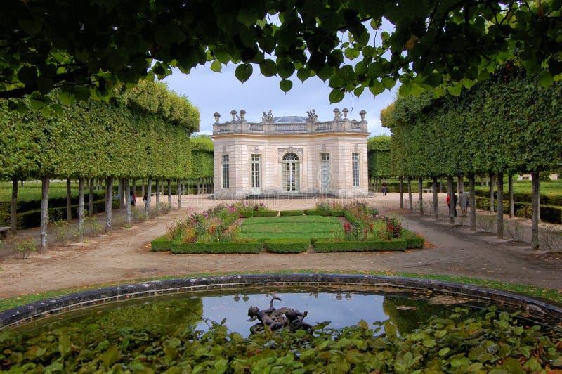 Versalles stockfoto